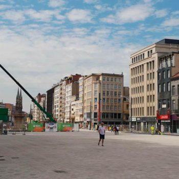 Antwerpen - nieuw operaplein