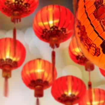 parking Chinese Wijk Chinatown Antwerpen