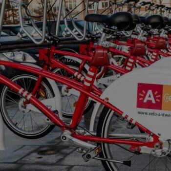 fiets huren Centraal Station Parking Diamant